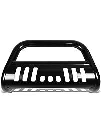 "DNA Motoring BURB-031-BK BURB031BK 3"" Front Bumper Push Bull Bar"