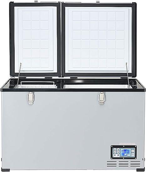 COSTWAY - Congelador de coche: Amazon.es: Grandes electrodomésticos