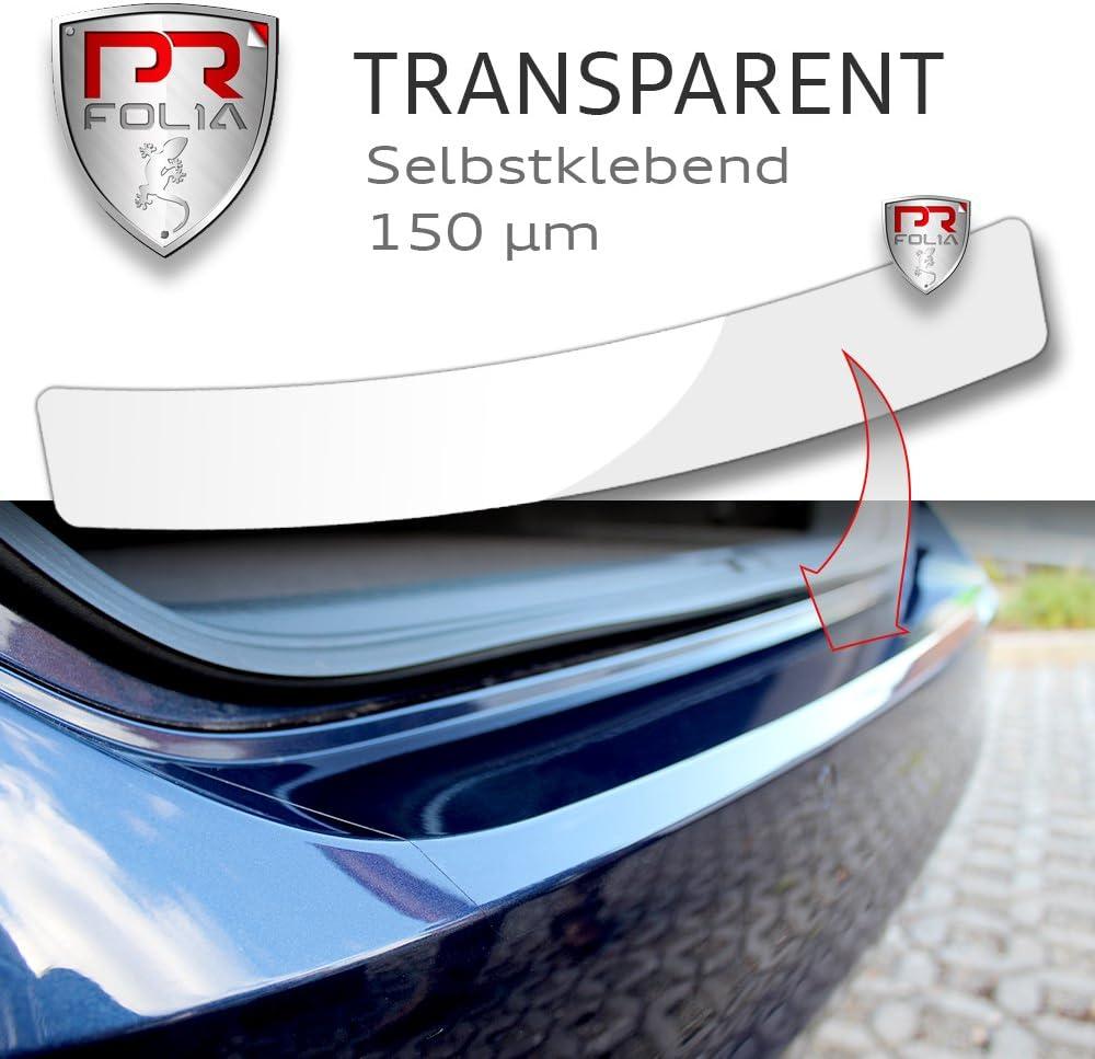 - TRANSPARENT Schutzfolie PR-Folia Ladekantenschutz Ladekantenschutzfolie Typ 949 ab Bj.2017 Lackschutzfolie Romeo Stelvio