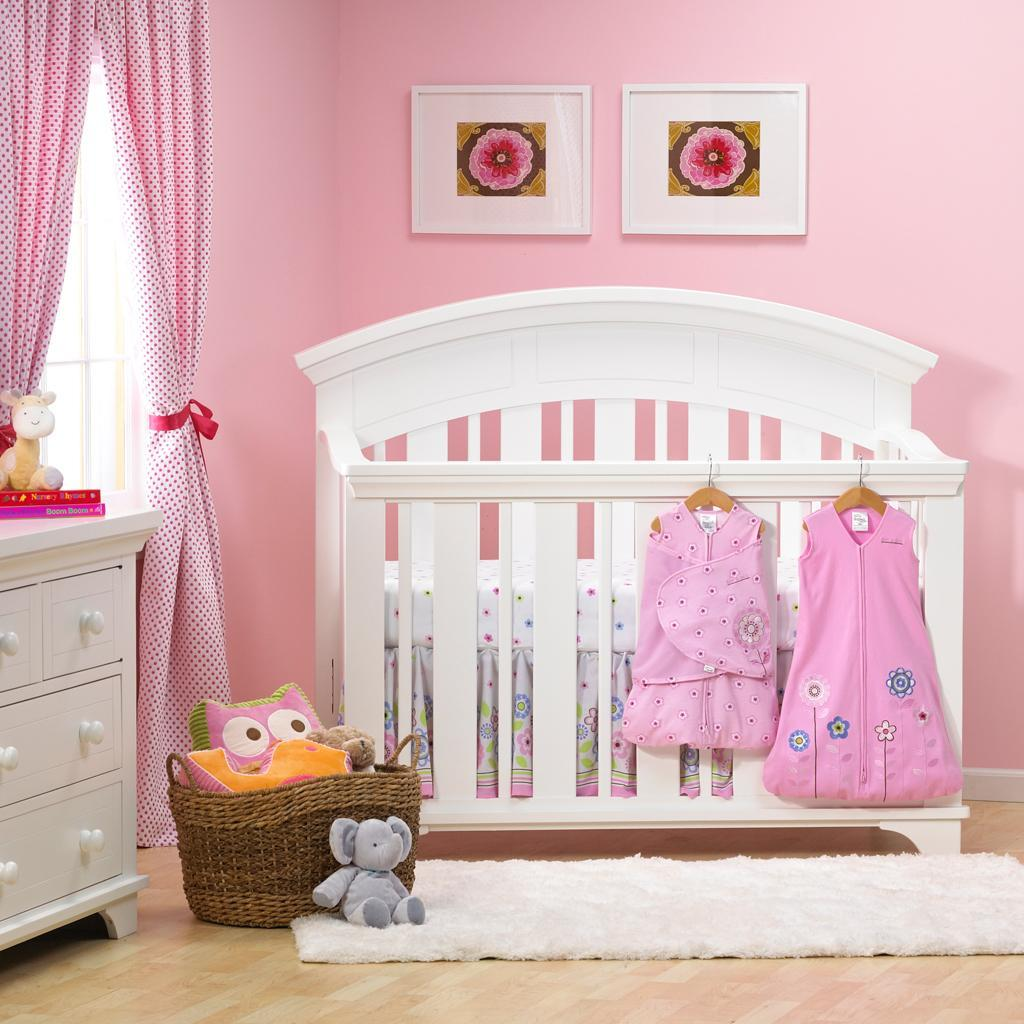 Amazon Com Halo Sleepsack 5 Piece Bumper Free Crib Set