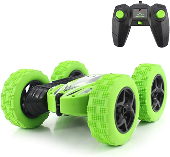 Fisca RC Car Remote Control Stunt Car