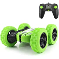 Fisca RC Car Remote Control Stunt Car, 4WD Monster Truck Double Sided Rotating Tumbling - 2.4GHz High Speed Rock Crawler…