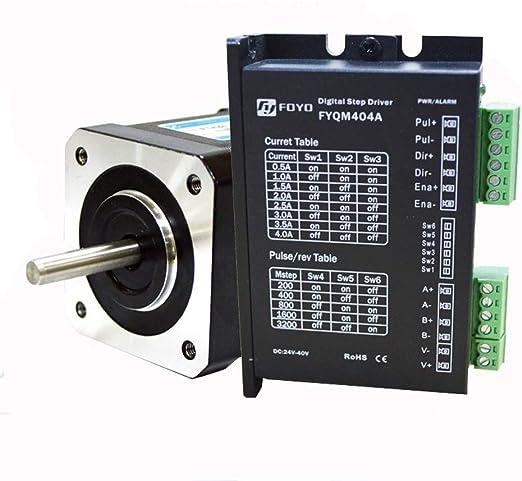 CFM 3D Impresora 42 Motor Paso a Paso es fácil de Instalar, Seguro ...