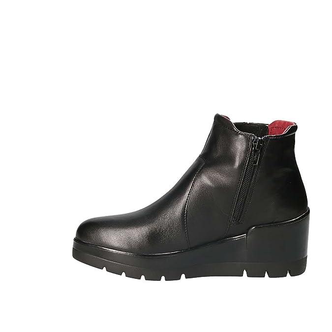 Gabor Shoes Comfort Sport, Bottes Femme, Marron (Castagno/Teakmic), 40 EU