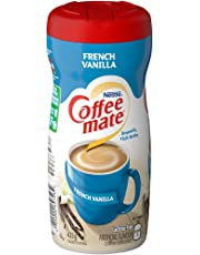 COFFEE-MATE Powder French Vanilla, Coffee Whitener, 425g Canister