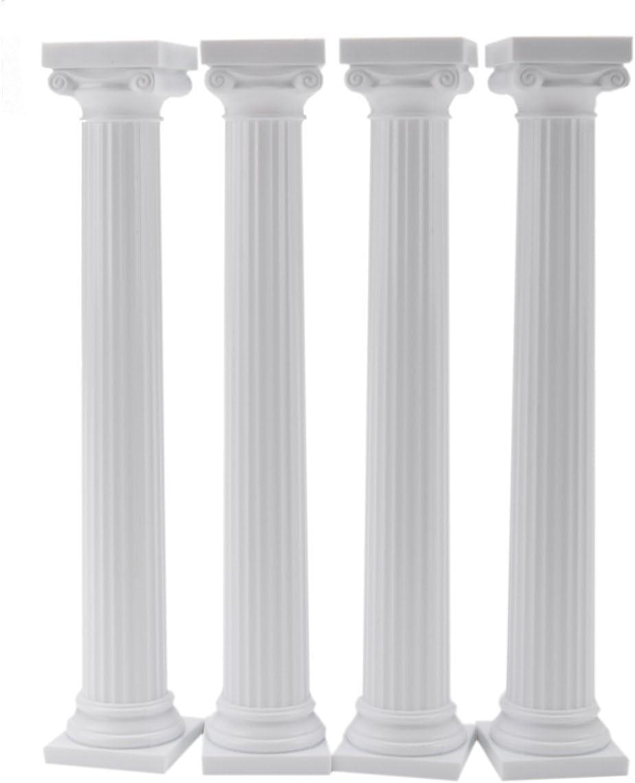 Grecian Pillars 4/pkg-7