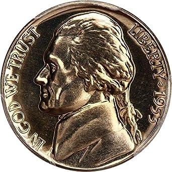 2003 S 2004 2005 2006 2009 Jefferson Nickel 2015 Proof CHOICE BISON Lewis Clark