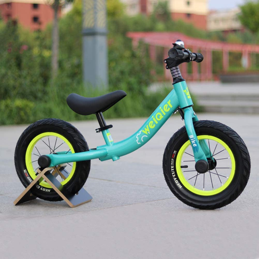 L.TSN Bicicleta De Equilibrio para Niños con 12