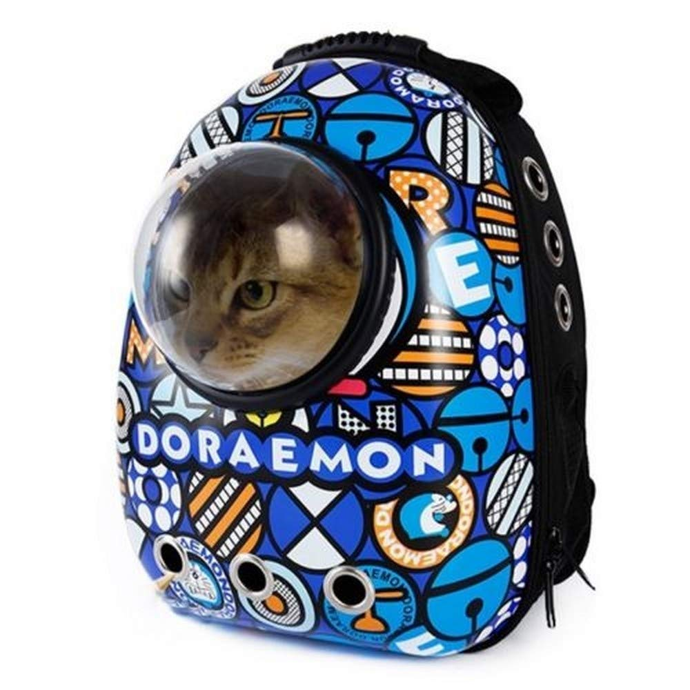 New,Pet Space Bag,Capsule Shaped, Pet Dog Cat Carrier,Breathable Backpack, Outside Travel Portable Bag Pet-Puppy Cat Small-Load Pet Kennel-Cat Cage-Lightweight Pet Kennel-Portable Pop
