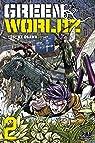 Green Worldz, tome 2 par Osawa