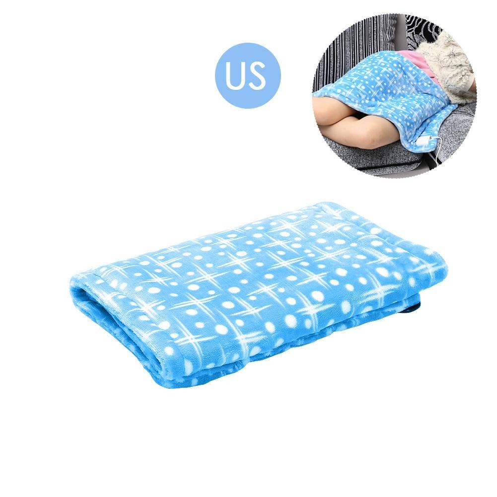 Gorgebuy Mantas eléctricas - Almohadilla del colchón Que se calienta - Almohadillas térmicas de Infrarrojos lejanos para el Tratamiento térmico de ...