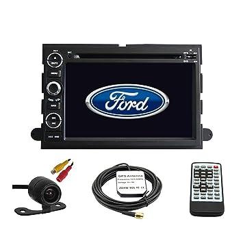 Car Gps Navigation System For Ford Fusion   Ford Explorer