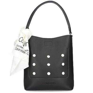 Calvin Klein Vent Bucket k60k605073: Amazon.it: Scarpe e borse