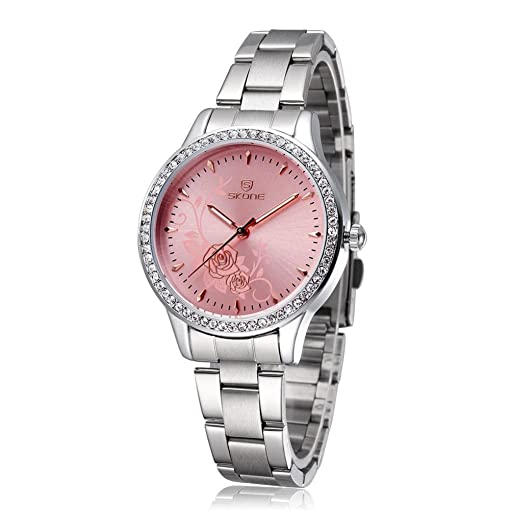 Reloj De Dama Para Mujer Quartz Watch Fashion Casual Luxury Relogio Feminino