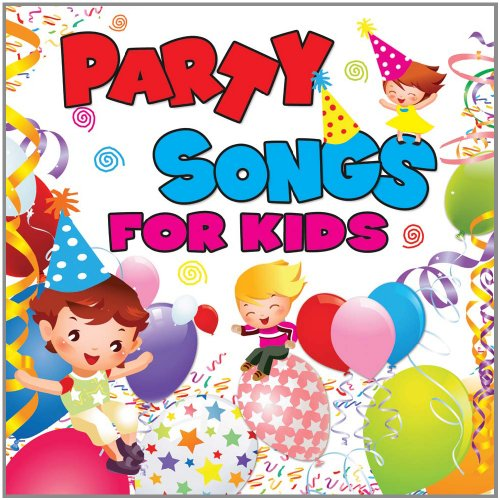 Birthday Party Songs Cd - Party Songs for Kids