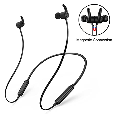 SAVORI CSR8645 Puce britannique Auricolare Bluetooth in Ear Wireless  Headset Stereo Cuffie Sportive a Prova di 088b38cde878