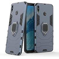 Kompatybilne z Honor 8X Max, Huawei Y Max Etui Ochronne, Pierścień o 360 Obrót Magnetyczny Uchwyt na Telefon Komórkowy…