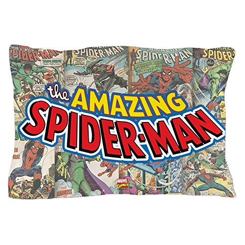CafePress - The Amazing Spider-Man - Standard Size Pillow Case, 20