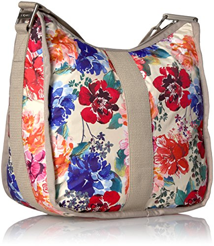 Weekender Cream LeSportsac Essential Romantics Hobo 50ffwPqRI