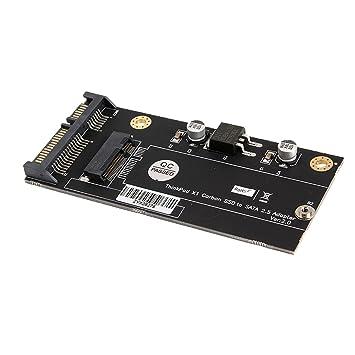 20 + 6Pin disco de Estado Sólido SSD a SATA 2.5inch Tarjeta ...