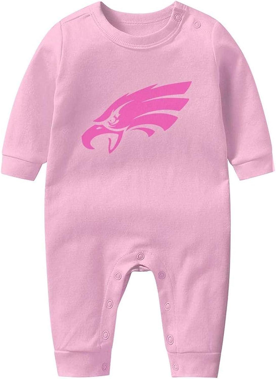 HAGY MID Toddler Baby GirlsPajamas Infant Cotton Romper Interesting Long Sleeve Bodysuits