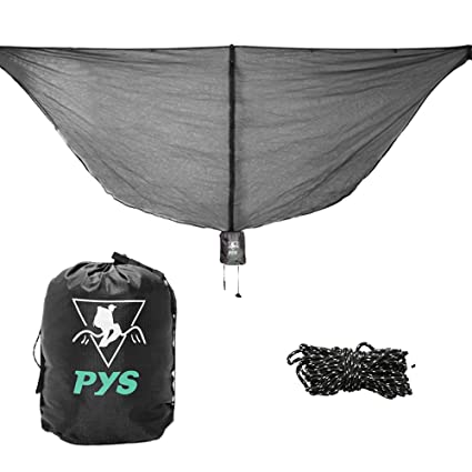 Hammock Bug Net Outdoor 11u0027 Hammock Mosquito Net For 360° Mosquitos  Protection, Fits