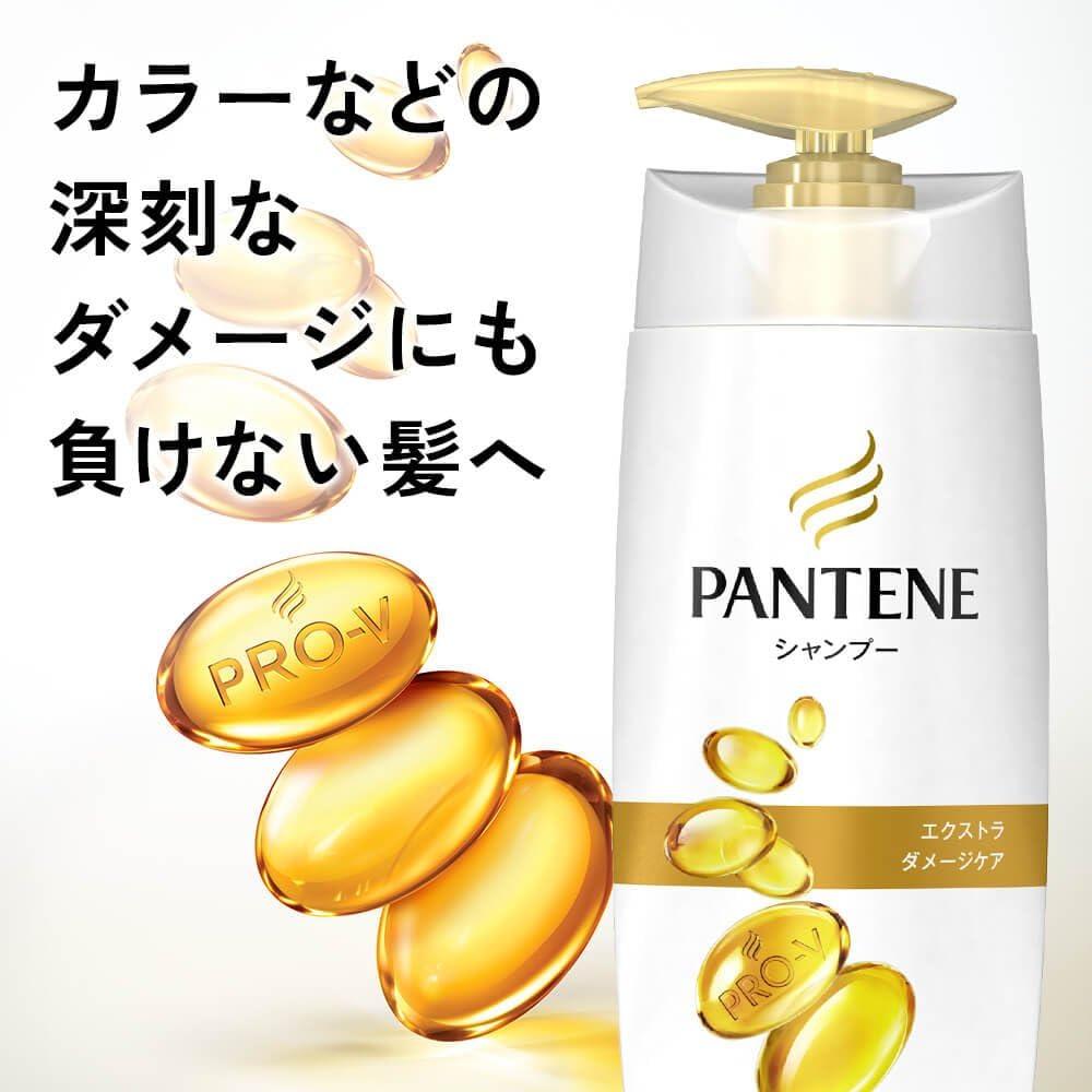 Image of パンテーン シャンプー エクストラダメージケア1