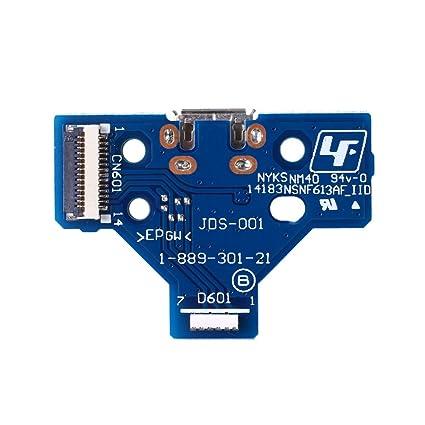 Cewaal Puerto de carga micro USB de 14 pines Tarjeta de ...