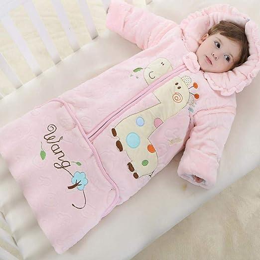 QFYD FDEYL Manta de Abrigo para Saco de Dormir para bebés, Saco de ...