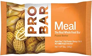 product image for ProBar Meal Food Energy Bar - Box of 12 (Peanut Butter)