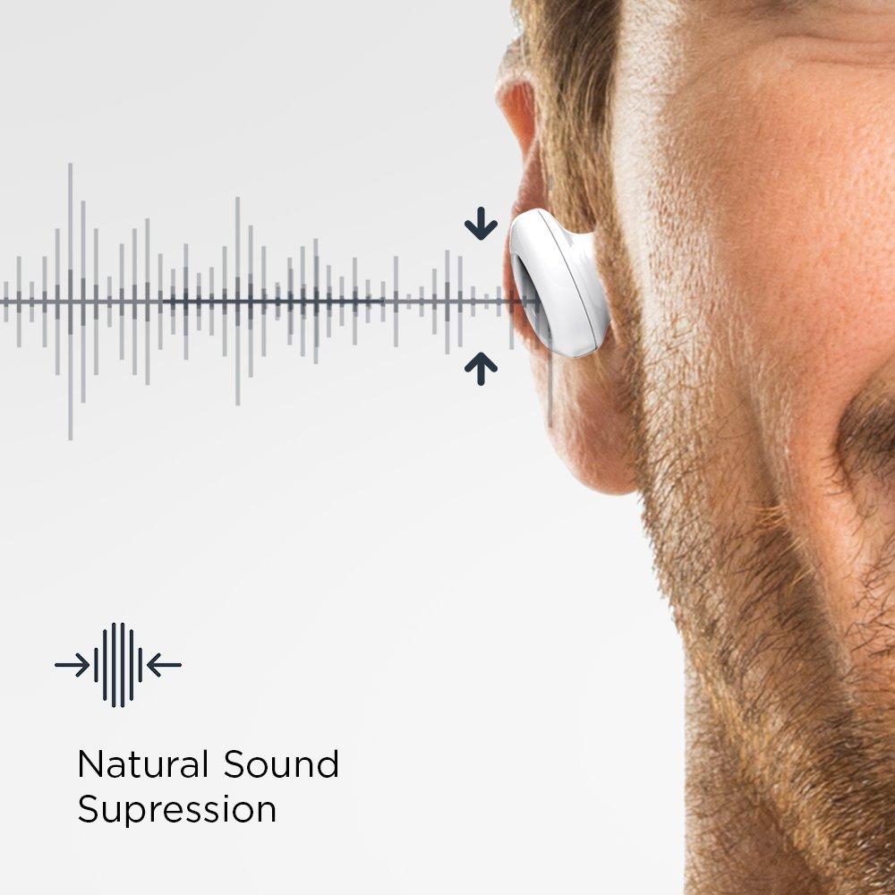 Aurex Ear Shield - Natural Ear Protection - Suppress Harmful Sounds & Preserve Sound Quality by AUREX (Image #4)