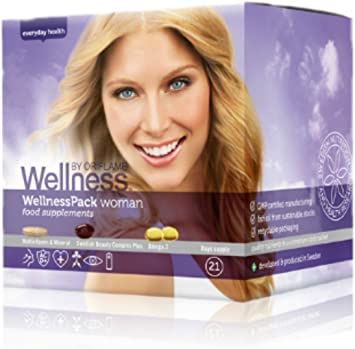 Oriflame Wellness Pack Mujer Complementos Suecos Belleza Complex ...