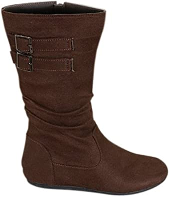 Winter Boots Amy-19k Camel or Brown