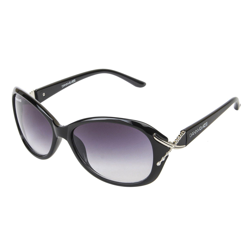 626eaca28c3 Danny Daze Oversized Sunglasses (Black)(D-248-C1)  Amazon.in  Clothing    Accessories