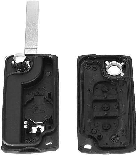 Schlüssel Für Peugeot 207 307 308 407 308sw 207cc 308cc Elektronik