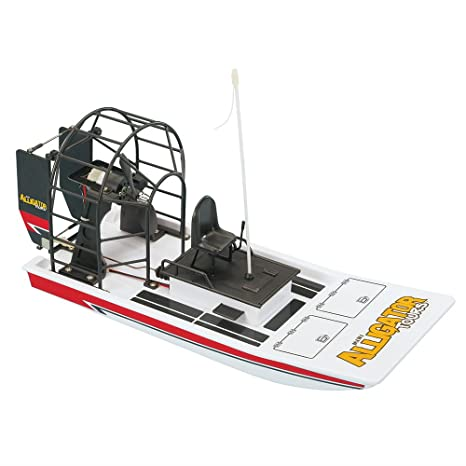Aquacraft Models Mini Alligator Tours Ready-to-Run Radio Controlled  Electric-Powered Airboat