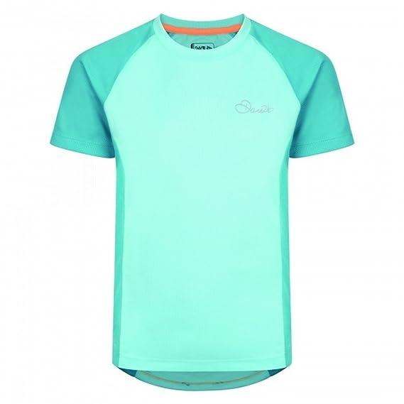 Dare 2b - Camiseta luminaria para niño, diseño de Polos y Chalecos ...