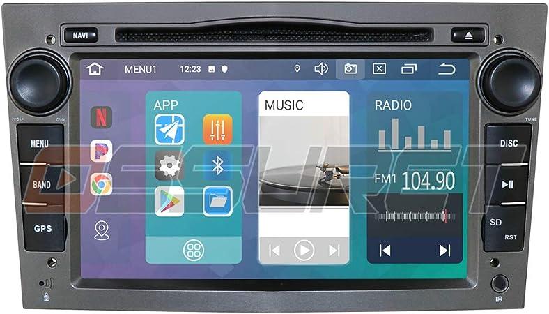 Android 10 Auto Multimedia System Wifi Fahrzeug Audio Elektronik