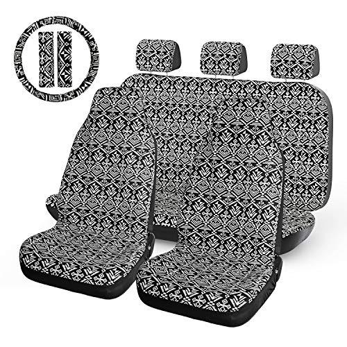 black baja seat covers - 7