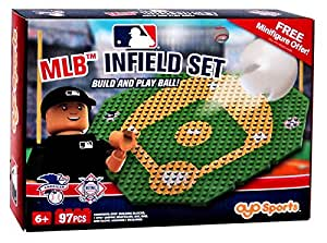 oyo sports mlb infield set by oyo sportstoys toys games. Black Bedroom Furniture Sets. Home Design Ideas