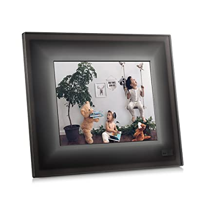 Amazon.com: Aura Smart Photo Frame - Beautifully Designed, With ...