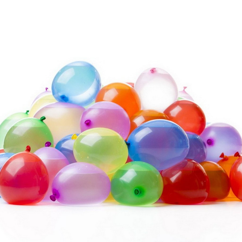2 Refill Tools DreamHigh DH Water Balloons Refill Kit for Water Sports and Party 500 pack