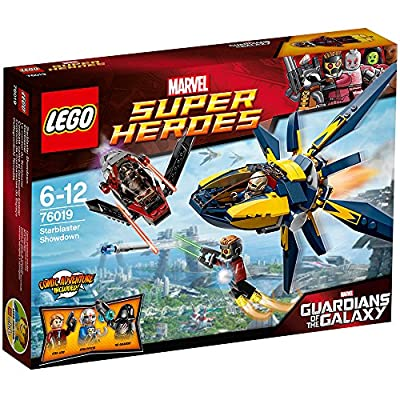 LEGO Marvel Guardians of the Galaxy 76019: Toys & Games