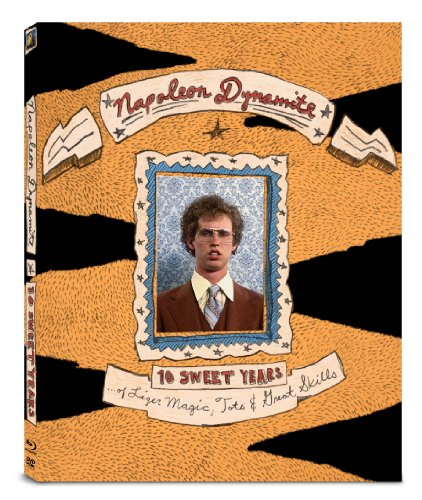 Napoleon Dynamite - 10 sweet years [Blu-ray]
