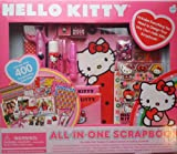 Hello Kitty Scrapbooking Kit - Includes Over 400 Pieces!