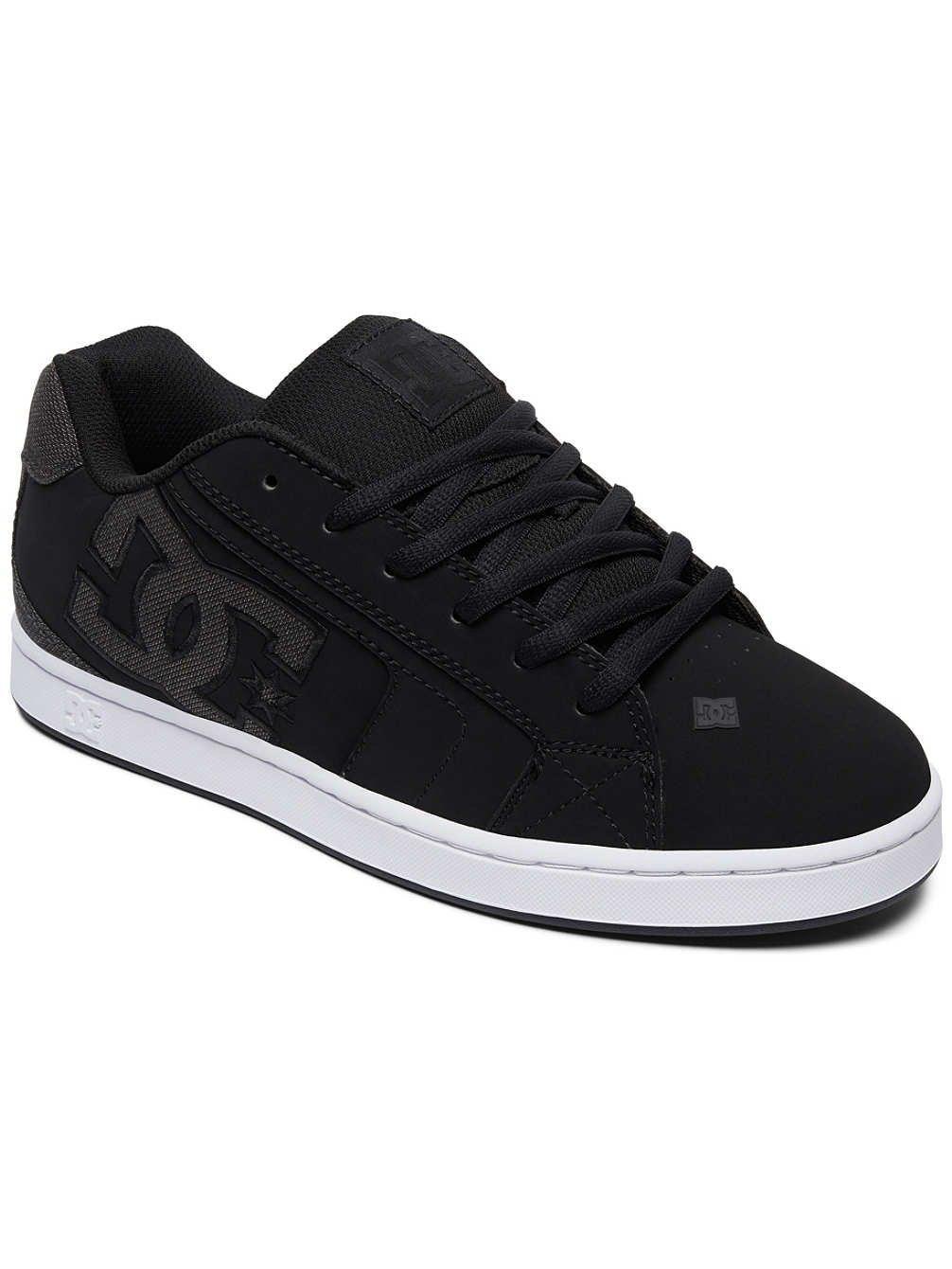 DC Shoes - Zapatillas de deporte para hombre 44.5 EU|Black Grey