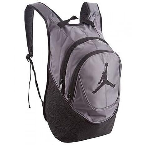 3fd10104bd2 Amazon.com: Nike Air Jordan Ele-mentary Backpack for 15