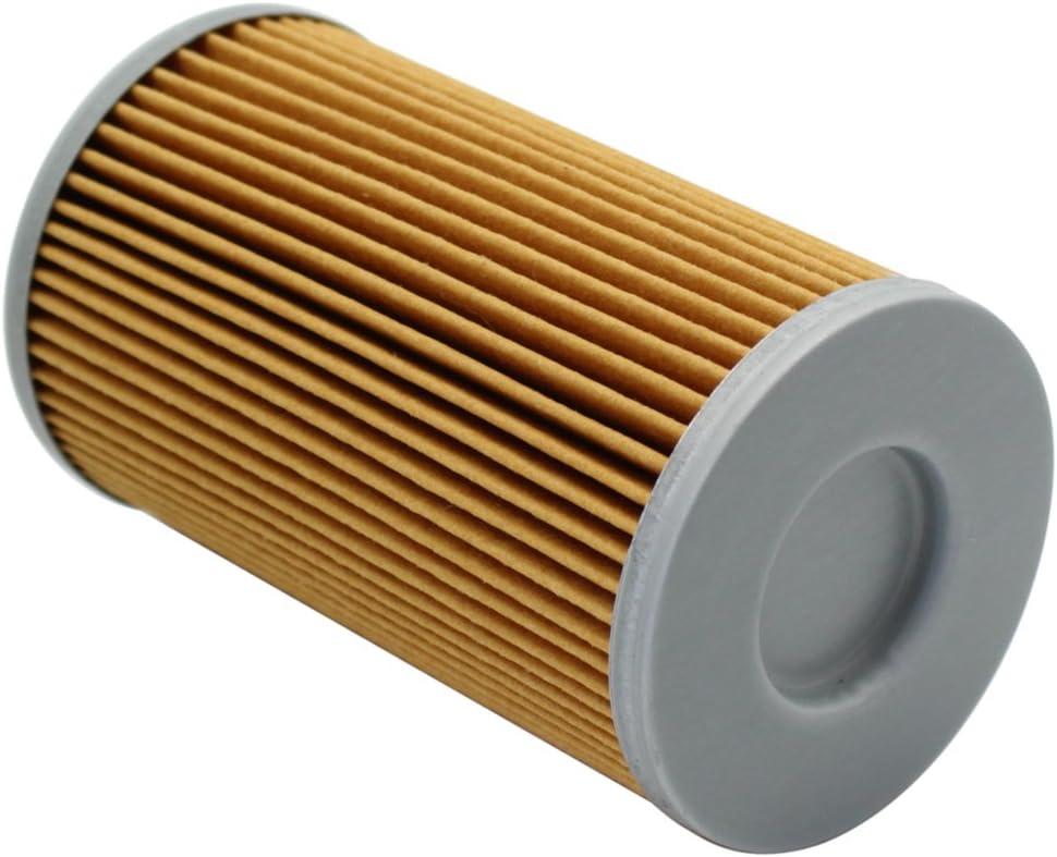 cyleto Filtro de aceite para Aprilia RSV MILLE SP 2000/2001//Tuono RSV 1000/2004/2005