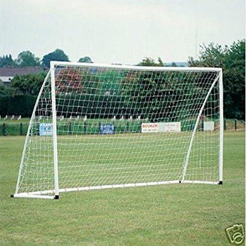 Bazaar 8x4ft le but de football postent des filets 2.4x1.2 m pour le match sportif de cadet de samba poly