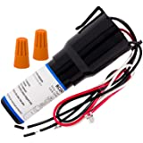 RCO410 3-in-1 Hard Start Capacitor Kit by PartsBroz - Compatible with Whirlpool Freezer & Refrigerator Compressors - Replaces